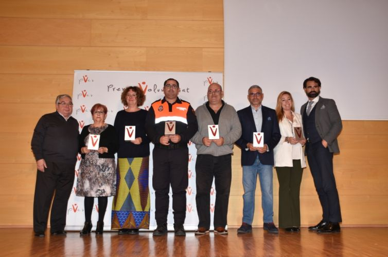 PREMIOS VOLUNTARIADO 2018