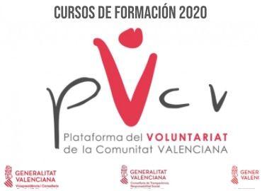 CURSOS DE FORMACIÓN 2020